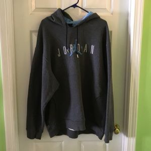 Jordan hooded sweatshirt